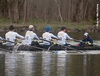 Hamilton College men's rower Aaron Whiteman '13 (Freehold, N.J./Northwood School [N.Y.]) was selected to the 2013 NESCAC All-Conference Team on May 17.