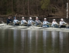 Hamilton College finished fourth in the varsity eight third final at the 2013 Eastern College Athletic Conference National Invitational Rowing Championships on Lake Quinsigamond in Worcester, Mass., on May 12.