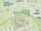 Arts Facilities Landscape Plan