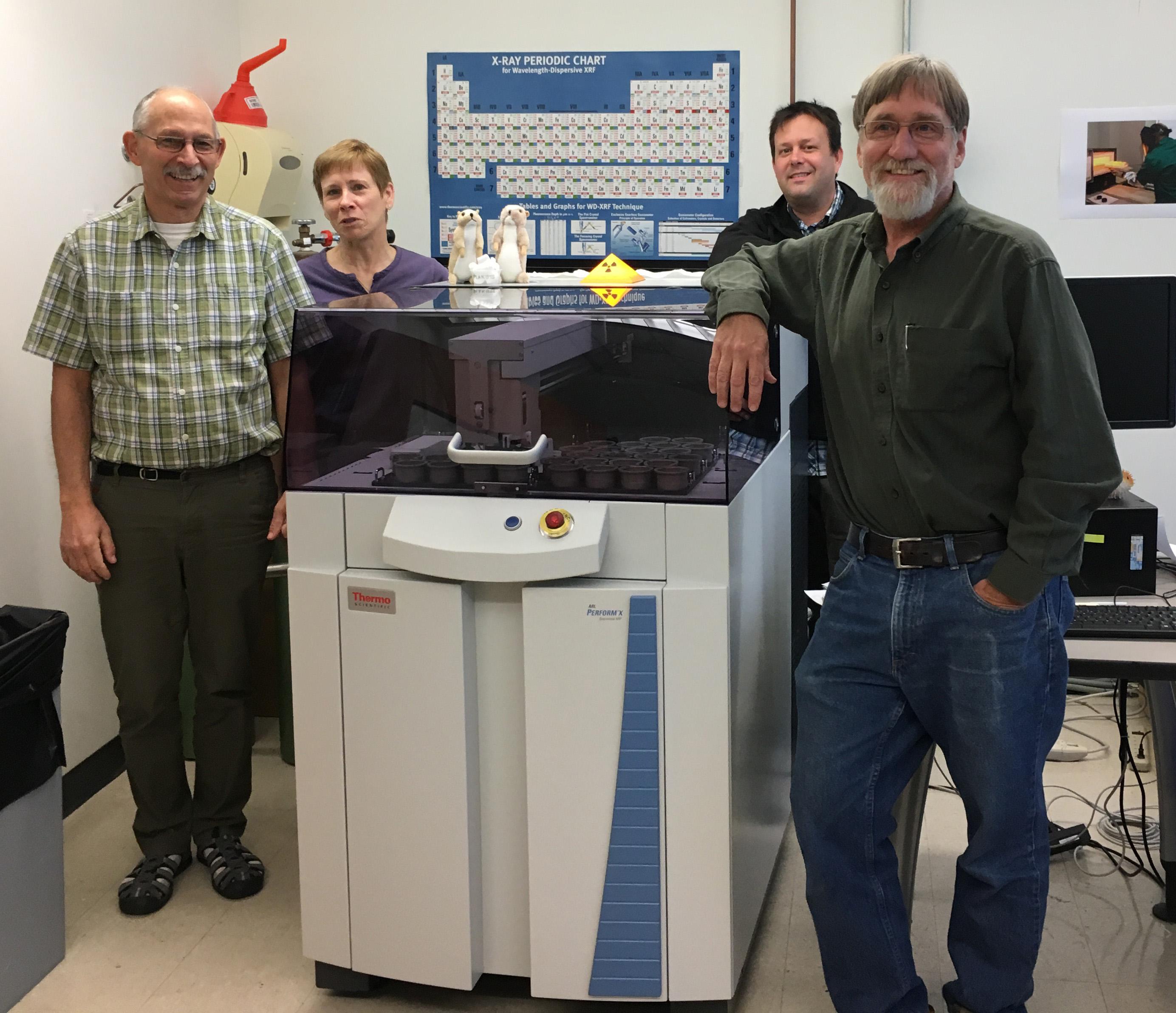 Hawaiian Lava Reaches Hamilton's Lab for Analysis - News