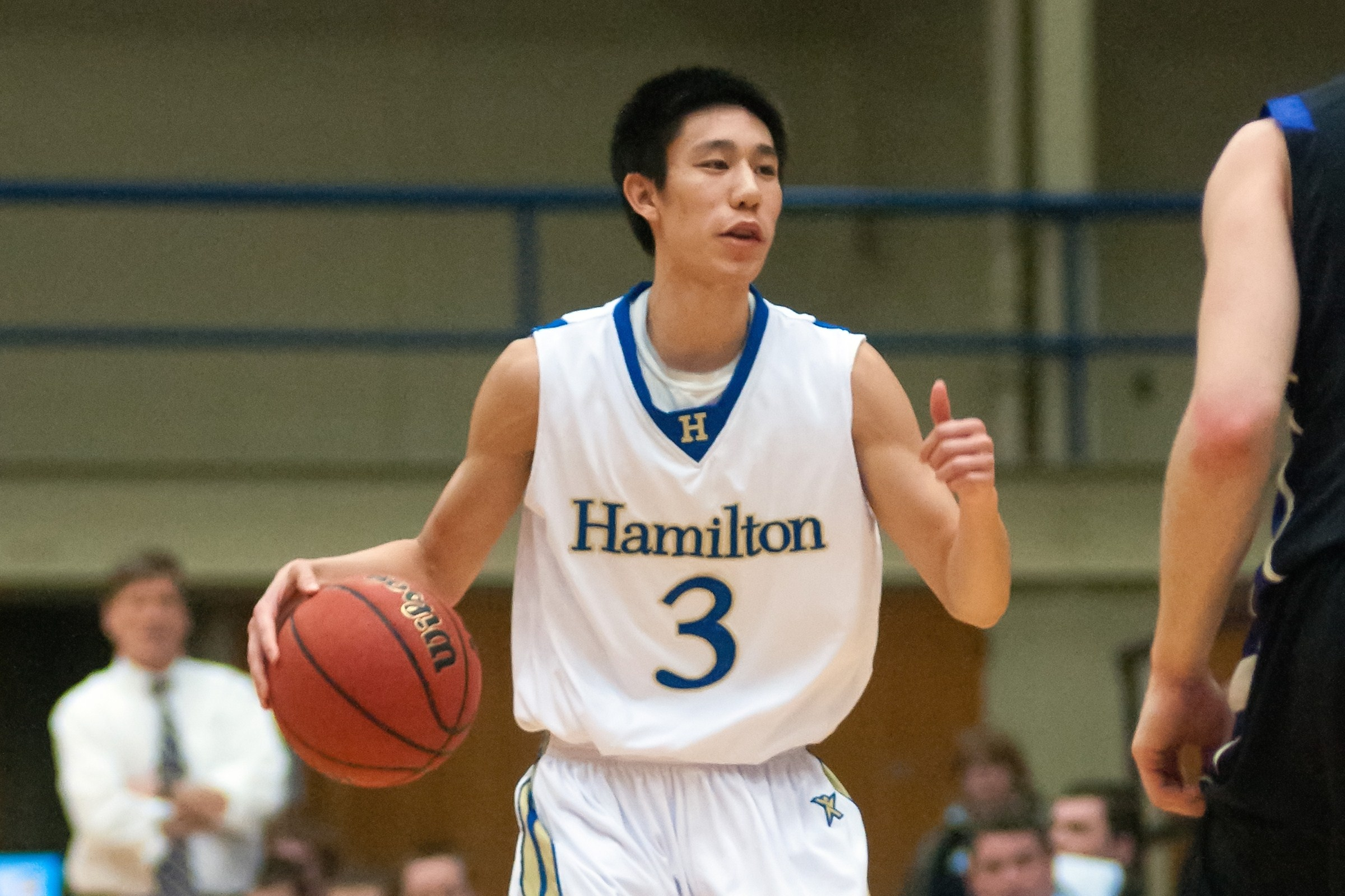 Men's basketball knocks off Cobleskill 62-52 - Hamilton ...